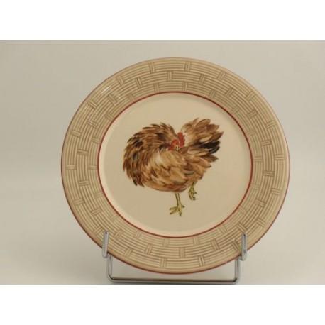 Bocage Assiette plate - Niderviller