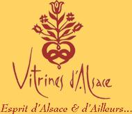 Vitrines d'Alsace